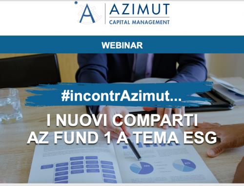 Webinar 25/02 ore 18 – I Nuovi Comparti AZ Fund 1 a tema ESG