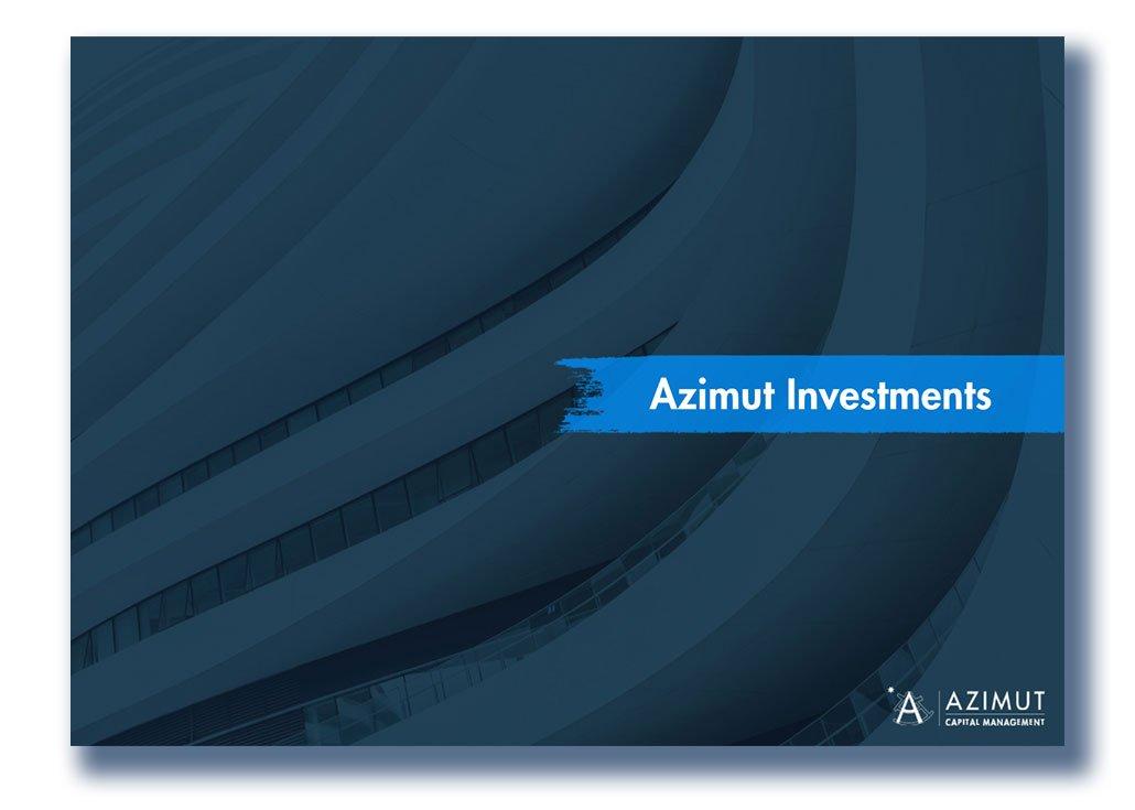Azimut Brochure